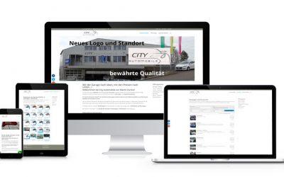 Referenz Garage City-Automobile